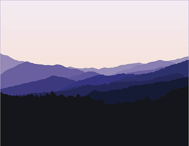 Best Appalachian Mountains Illustrations, Royalty.
