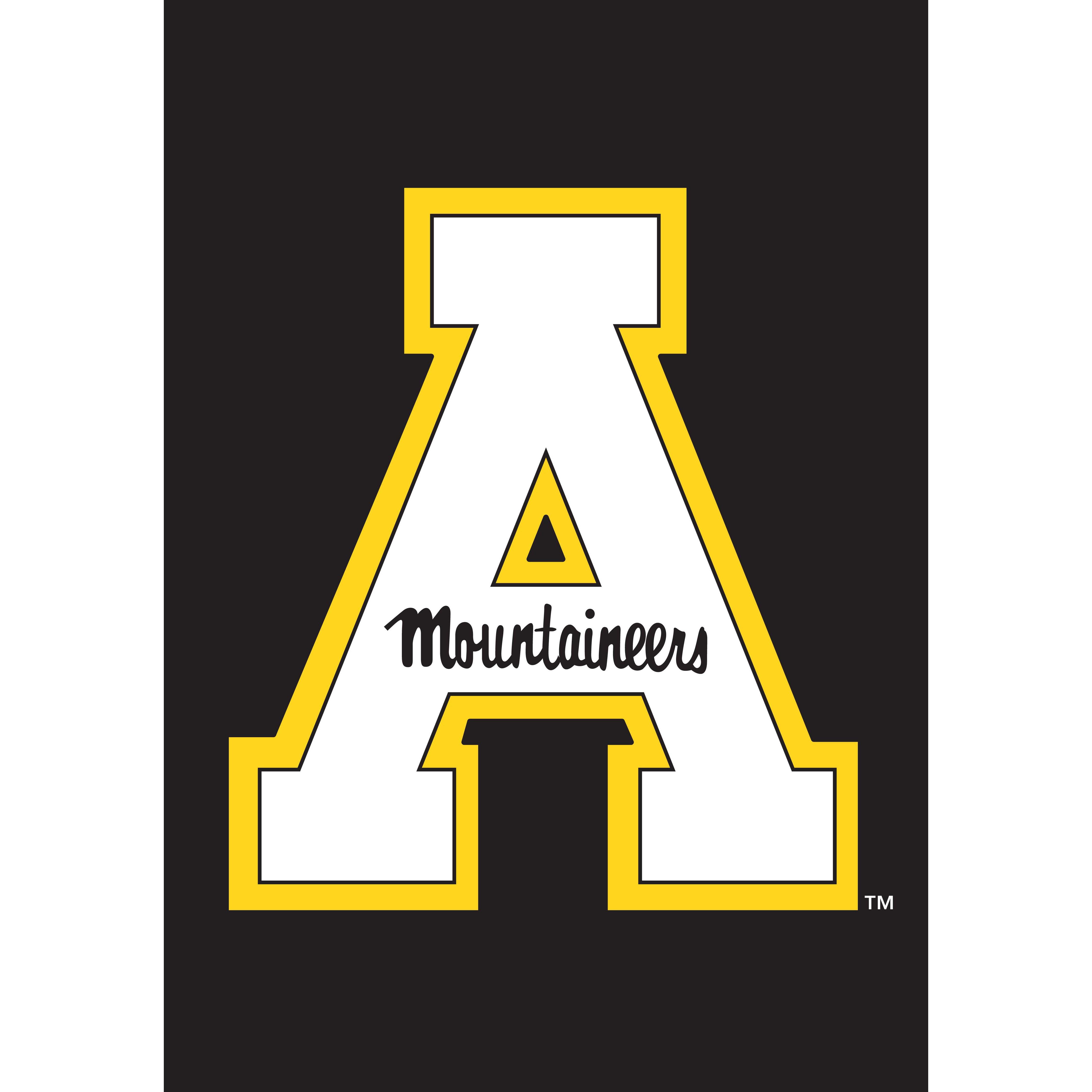 Appalachian state university Logos.