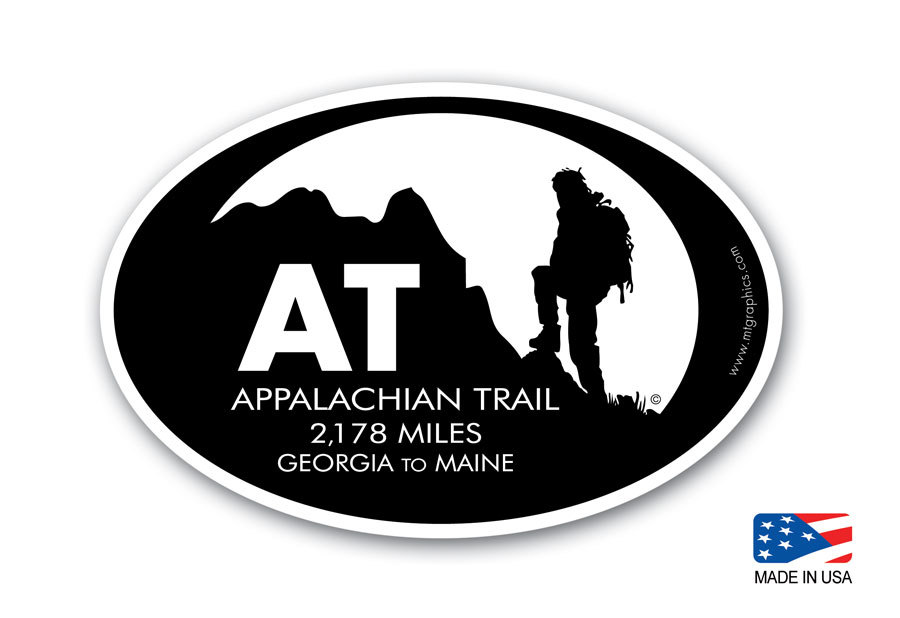 Gallery For > Hiking the Appalachian Trail Clipart.