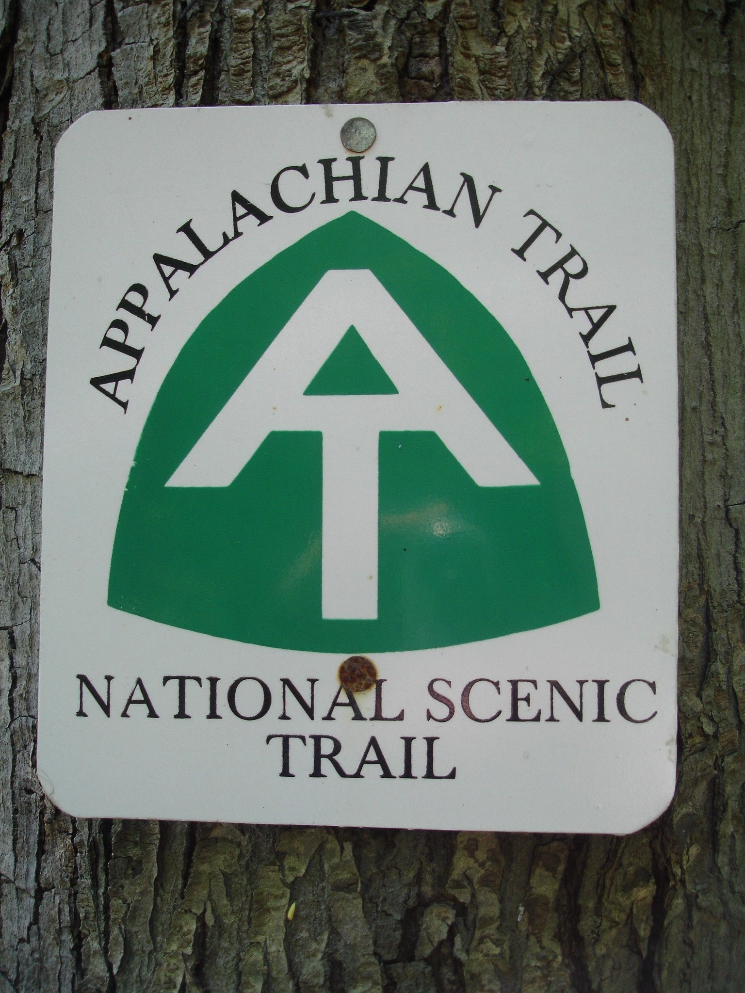 The Appalachian Trail.