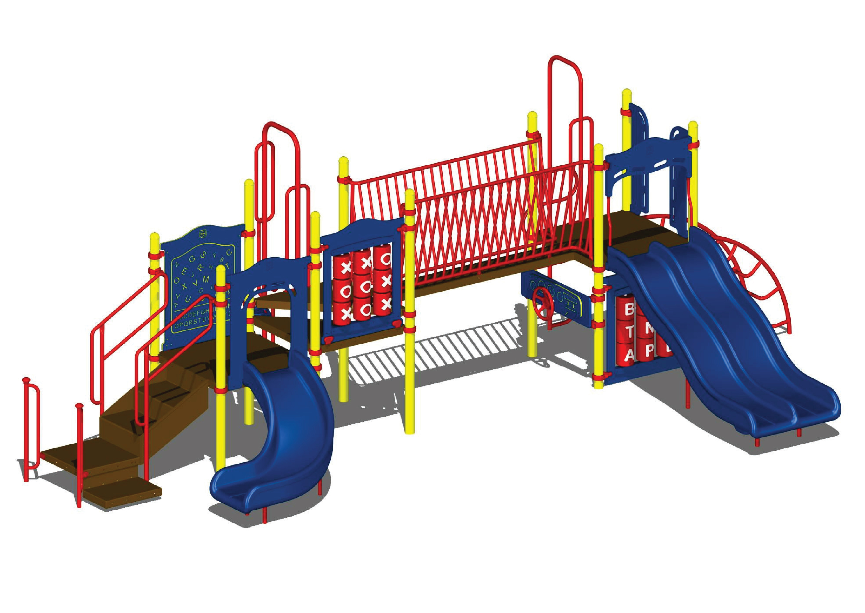 Playground Equipment Names.
