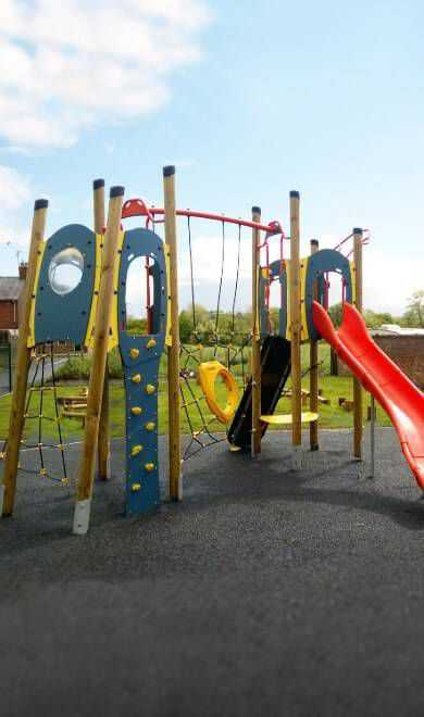 Playground Equipment Made In The UK.