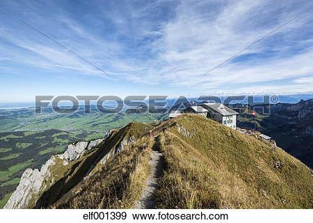 Stock Photograph of Switzerland, Canton of Appenzell Innerrhoden.