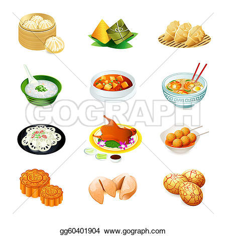 Appetizer Clip Art.