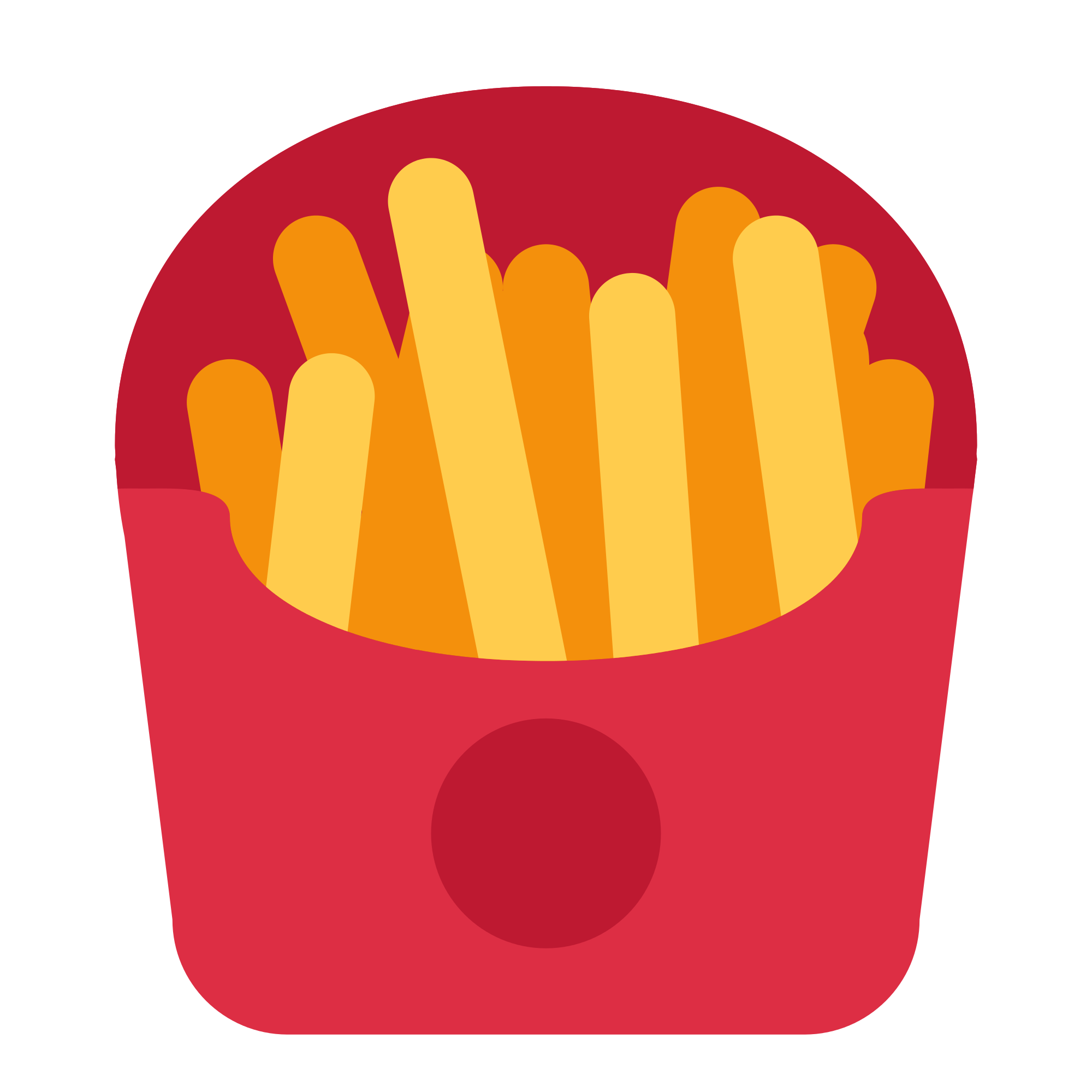 Fries clipart appetizer, Fries appetizer Transparent FREE.