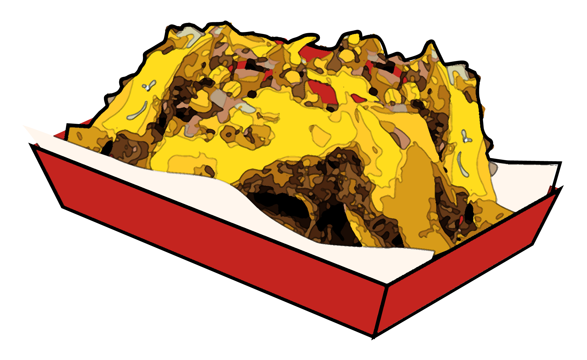 Appetizers clipart nacho, Appetizers nacho Transparent FREE.