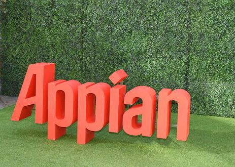 Reston Now » appian logo.