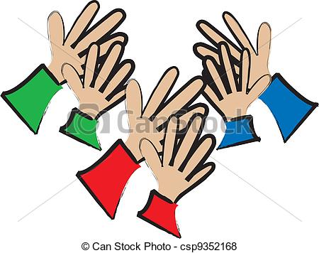 Applaud Stock Illustrations. 447 Applaud clip art images and.
