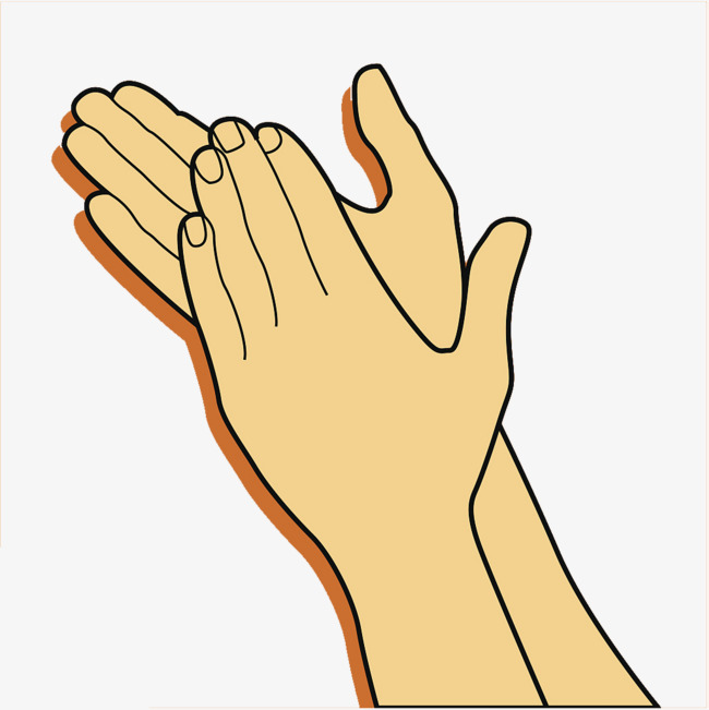 Applause clipart sign language, Applause sign language.
