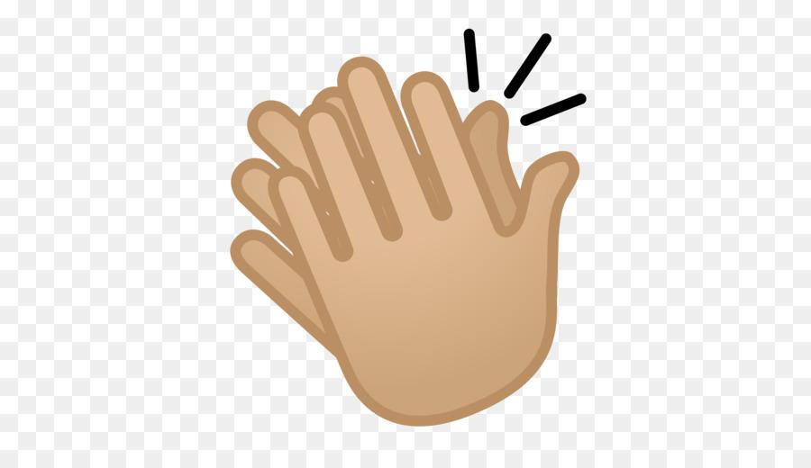 Clapping Emoji clipart.