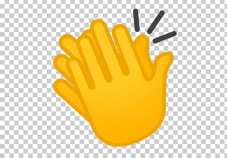 Clapping Emoji Applause Hand PNG, Clipart, Applause.