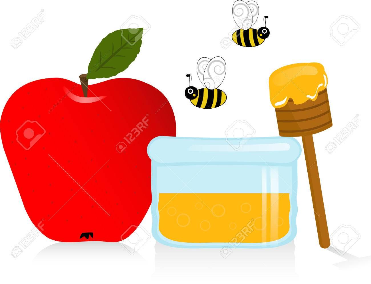 Apple and Honey.
