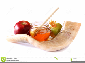 Apple And Honey Clipart.