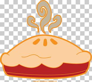 Pumpkin pie Apple pie Lemon meringue pie , Pie Border s PNG.