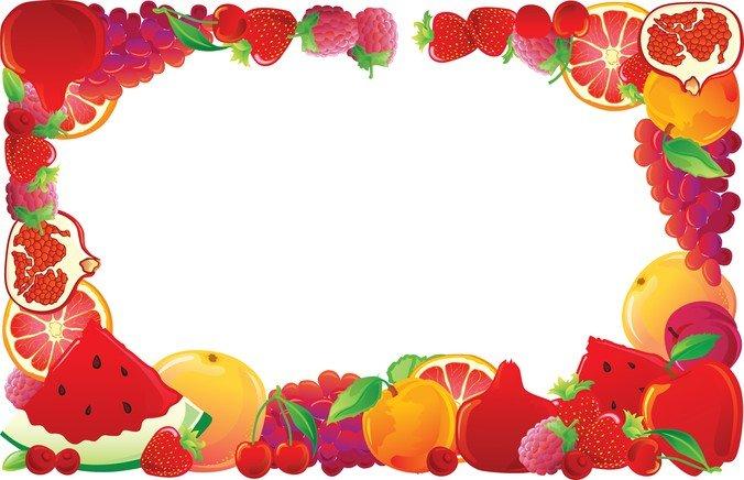 2 Fruit Border.