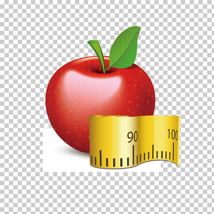 Sport Icon, Apple ruler PNG clipart.