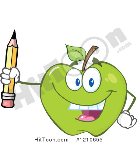 Writing Clipart #1.