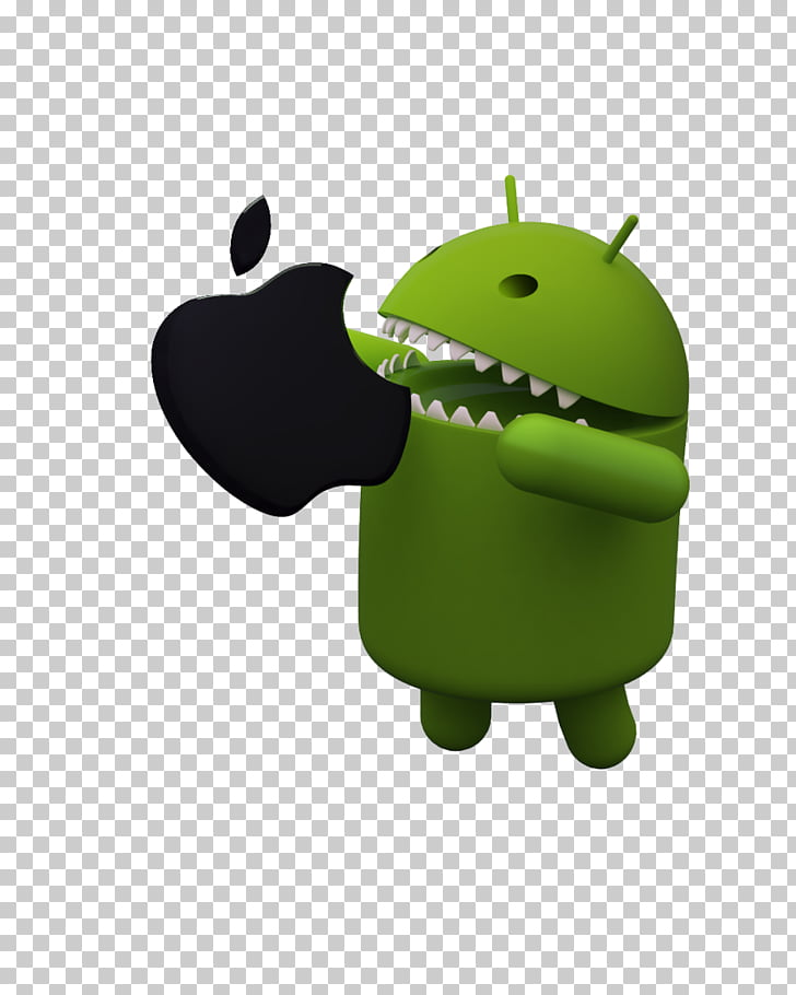 IPhone Android vs Apple, android PNG clipart.
