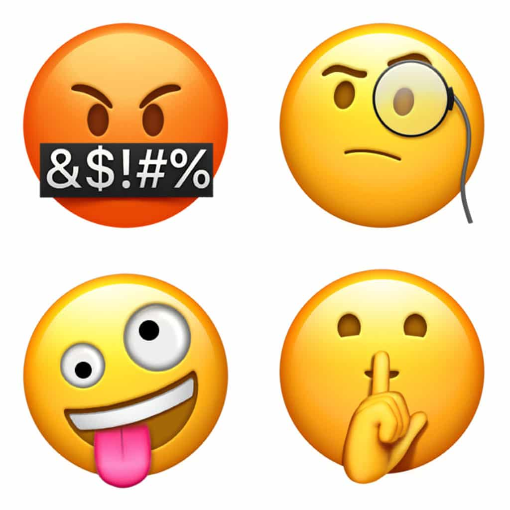Apple Shows off New Emoji Coming with iOS 11.1.