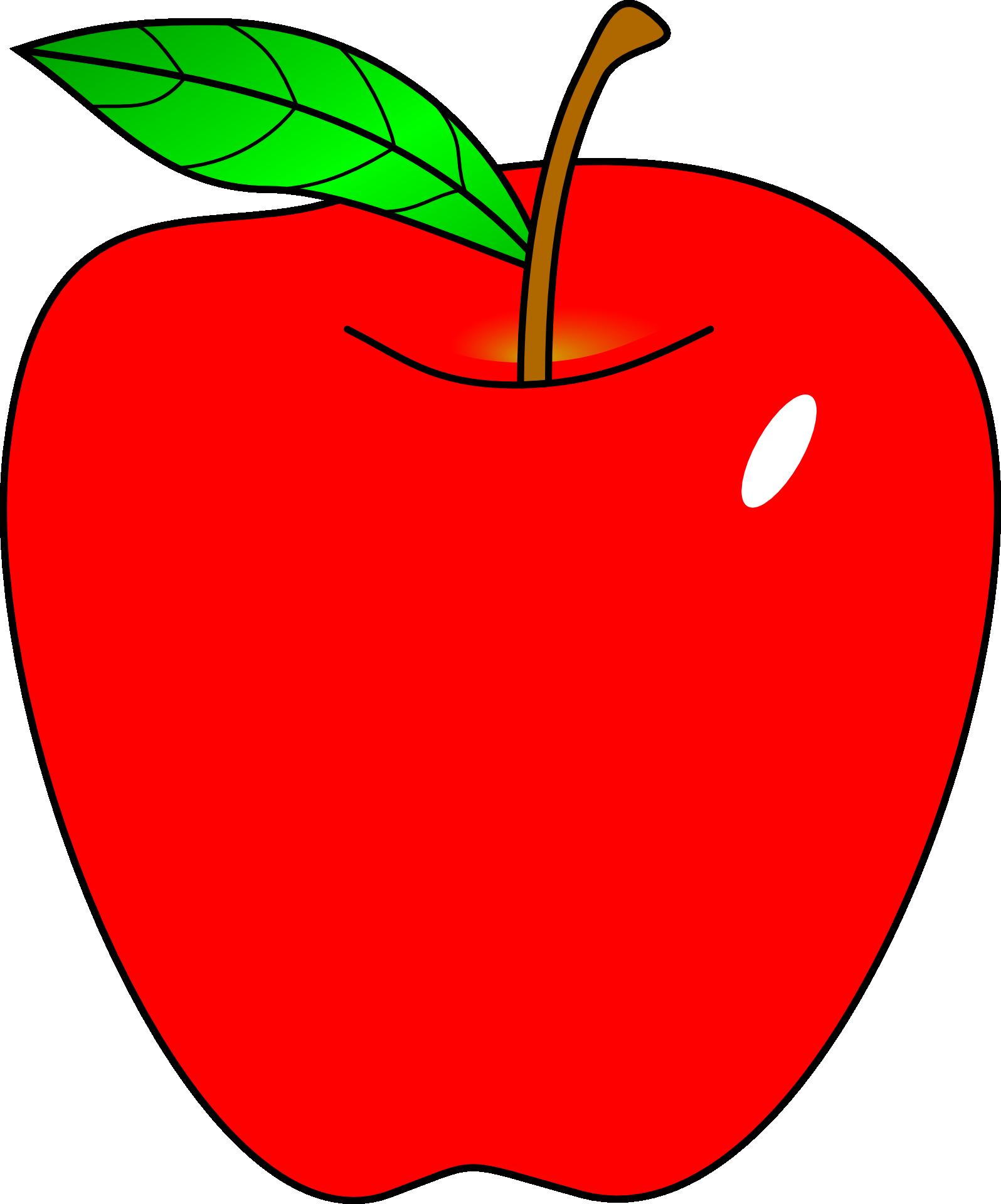 Apple Free content Teacher Clip art.