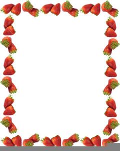 Free Apple Border Clipart.