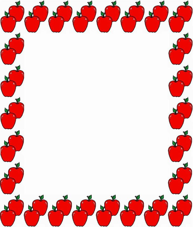 Free Apple Borders Download Clip Art On Ideal Border Clipart.