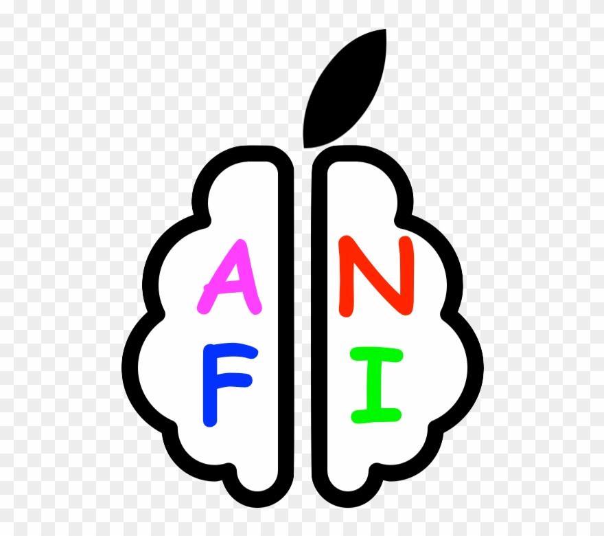 Images/apple Brain Color Flipped Clipart (#792490).