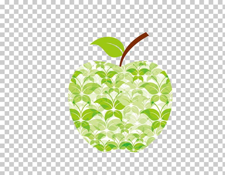 Brain Color , Apple green seedlings consisting of PNG.