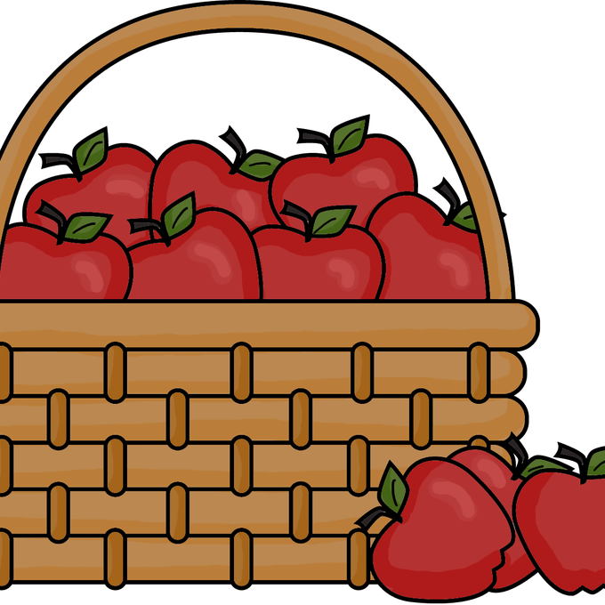 Empty Bushel Basket Clipart Clipart Suggest.