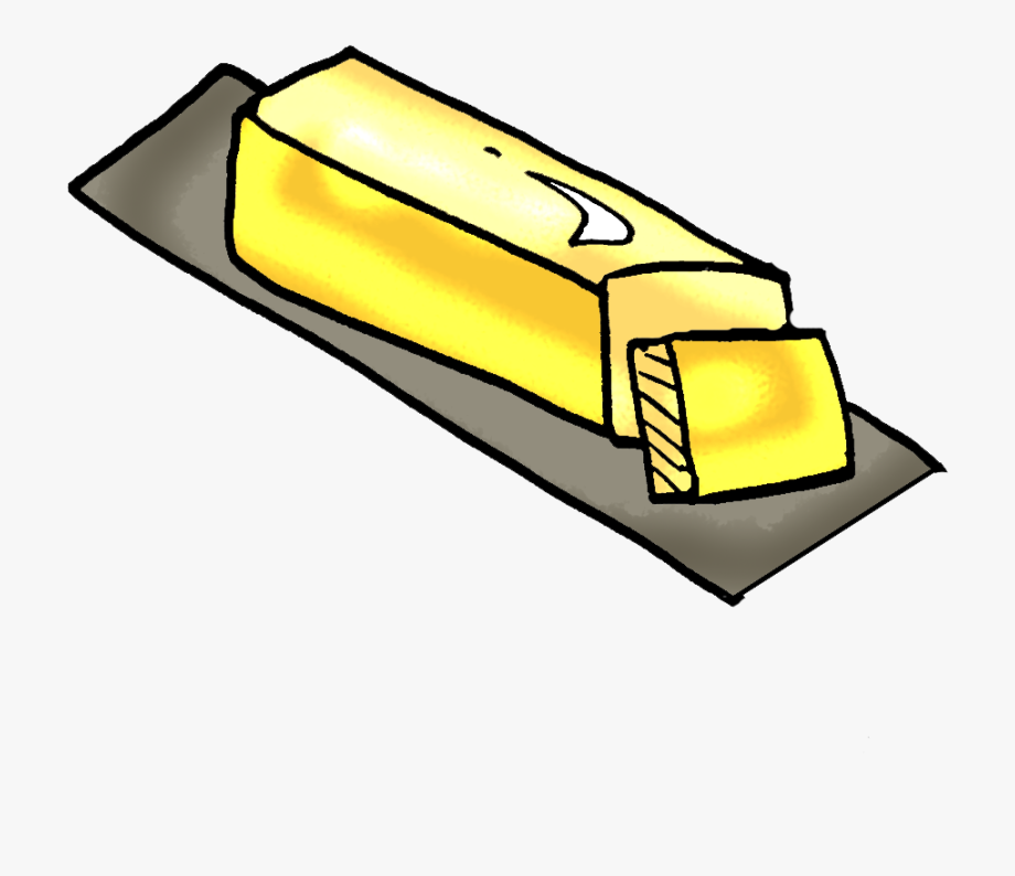 Clipart Of Butter, Transparent Local And Apple Butter.