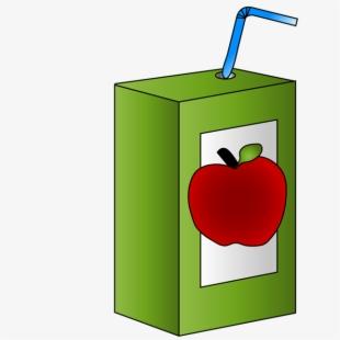 Apple Juice Clipart.