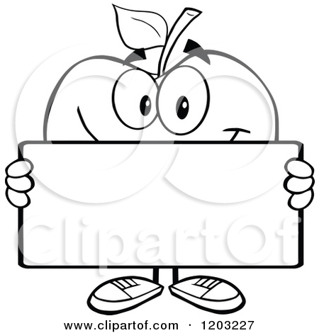 Showing post & media for Cartoon white apple.