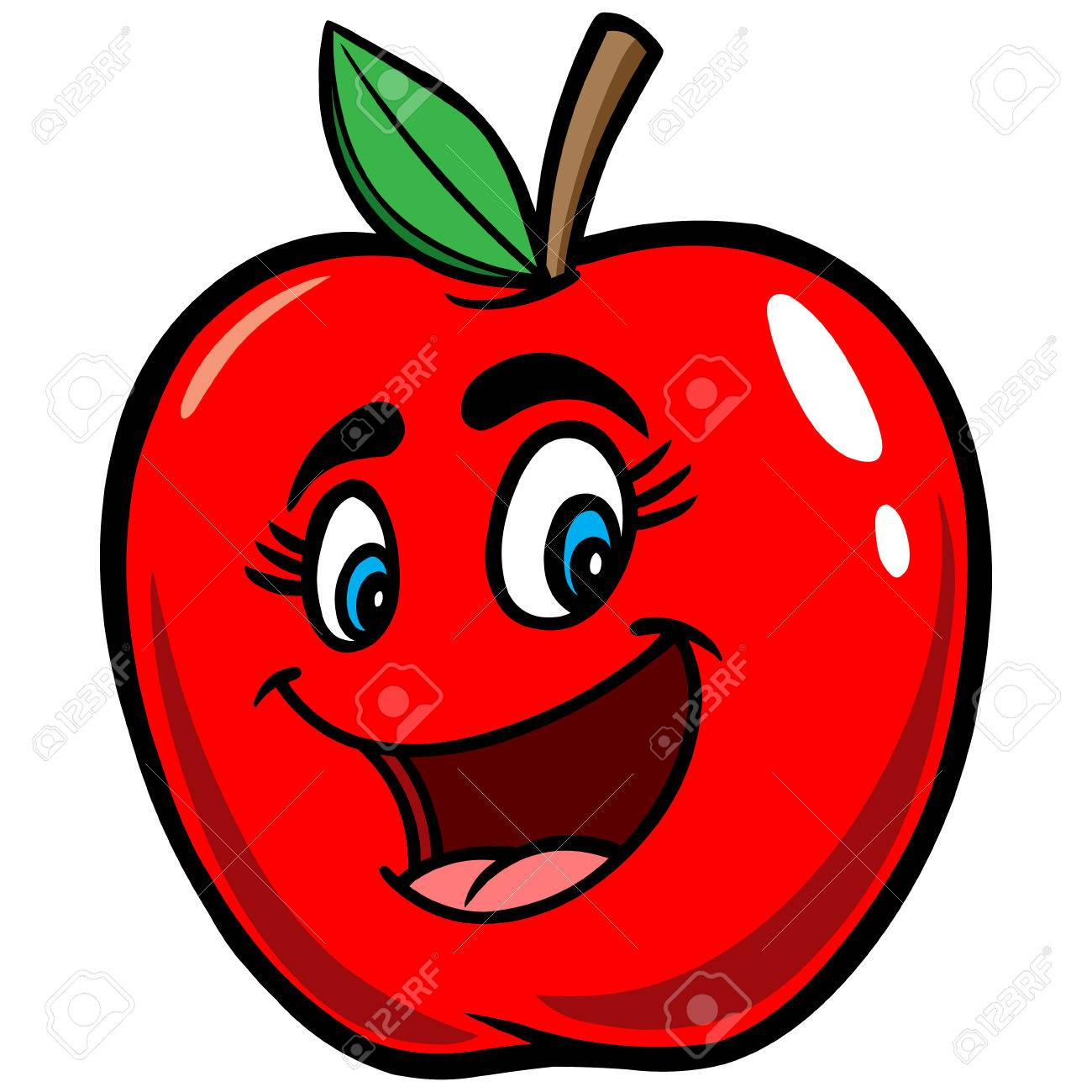 Apple Cartoon Cliparts Free Download Clip Art.