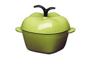 Brico Cast Iron Mini Apple Casserole.