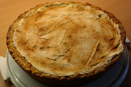 Apple, Pie.