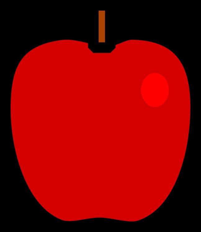 Organic Food Christmas Graphics Apple Fruit.