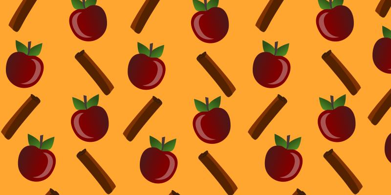 Free Clipart: Apple Cinnamon.