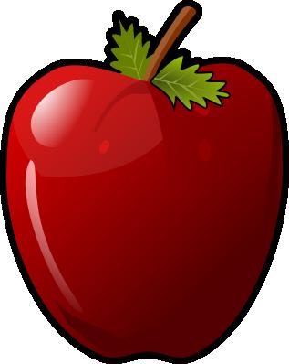 Free to Use & Public Domain Apple Clip Art.
