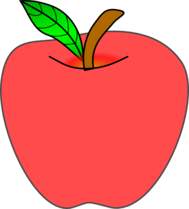 Apple Clipart.