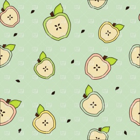 Apple Fruit Clipart Background.