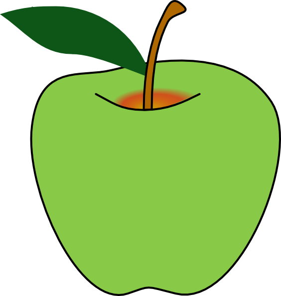 Free Green Apple Clipart, Download Free Clip Art, Free Clip.