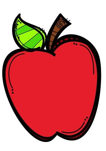 Apple clipart preschool, Apple preschool Transparent FREE.