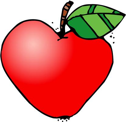 Melonheadz Apple Clipart.