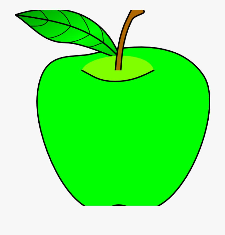 Apple Clipart Transparent Background.