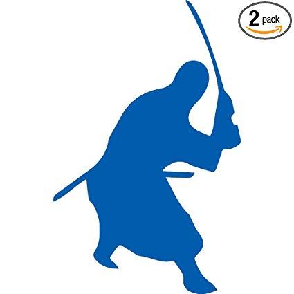 Amazon.com: Samurai Silhouette Warrior Ninja clipart 9.