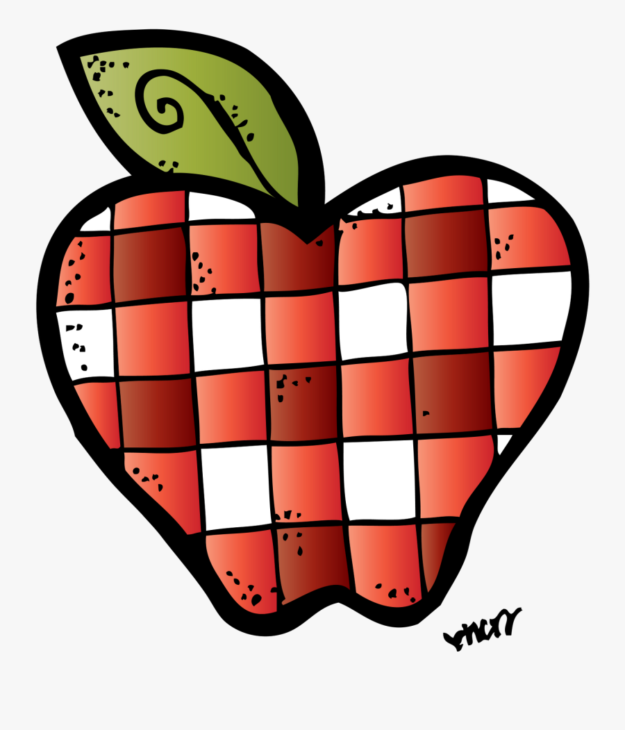 Apple Clipart Melonheadz.