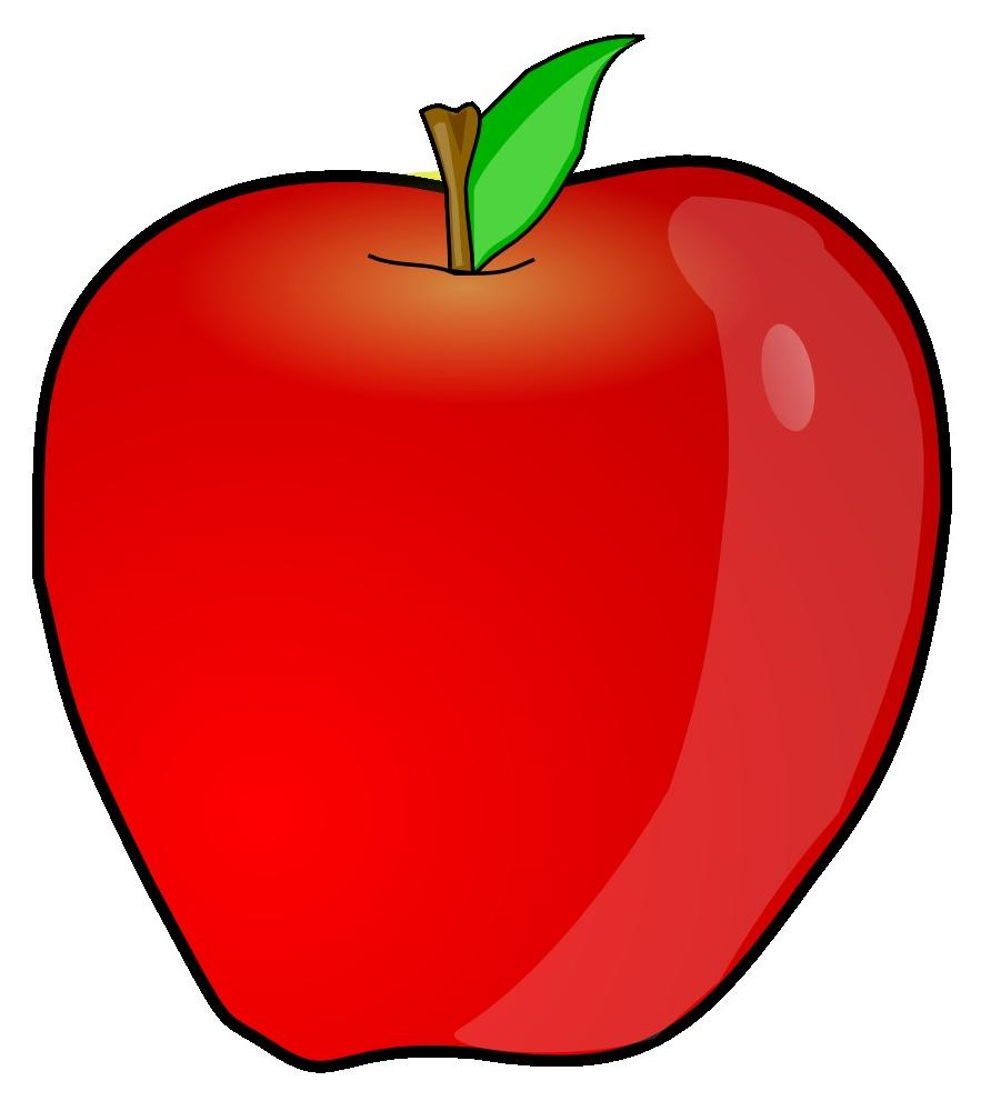 Best HD Teacher Apple Clip Art Library » Free Vector Art.
