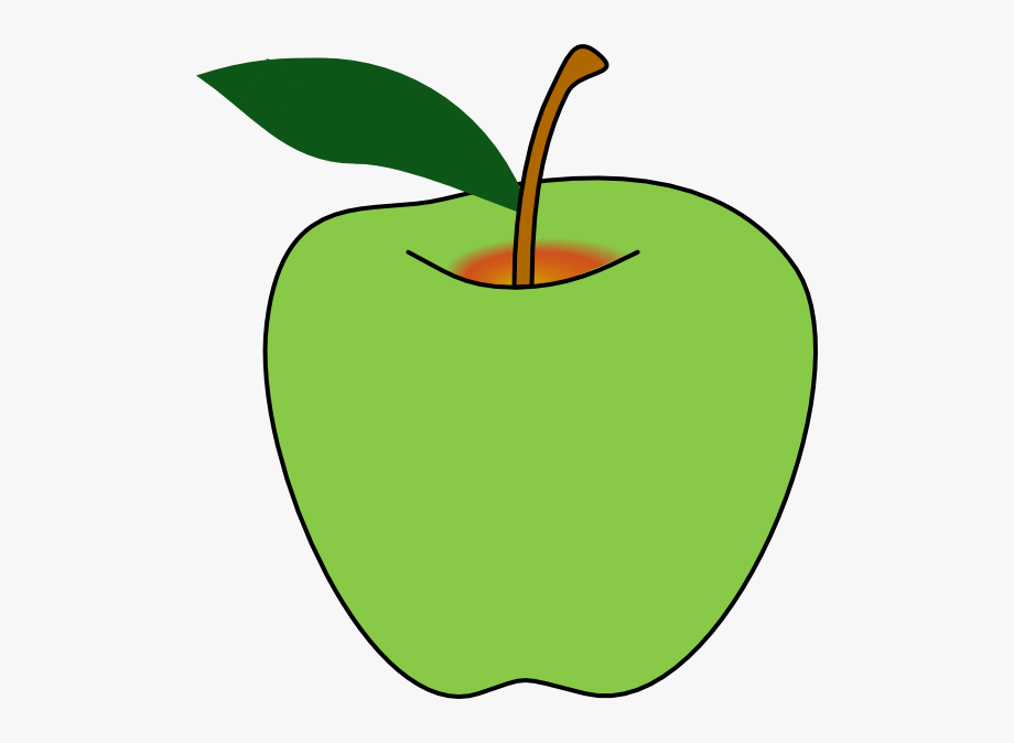 Free To Use Public Domain Apple Clip Art.