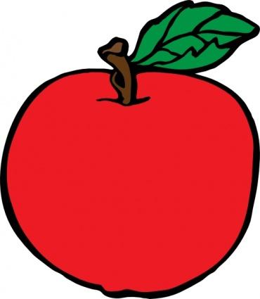 Best Apple Clip Art #1104.