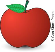 Red apple Vector Clip Art Illustrations. 9,567 Red apple clipart.